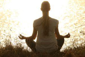 Meditation und Entspannung tun das ganze Jahr über gut.