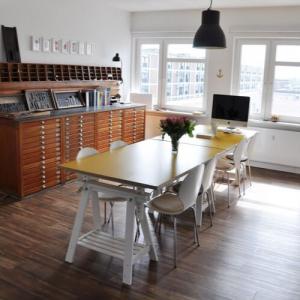 Tolle Letterpress-Workshops in der Setzerei im Turm Bremen